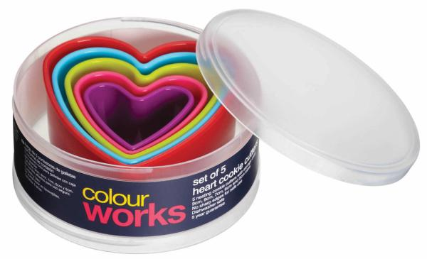 Cookie Cutters Shapes Colourworks