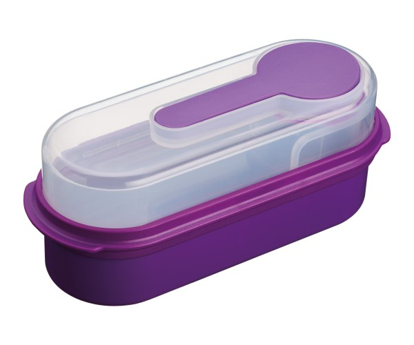 Lucn Box Snack KitchenCraft Purple