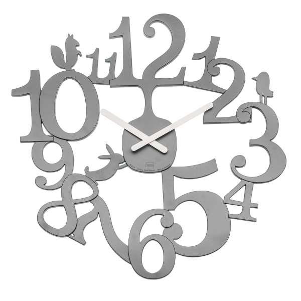 Clock Wall Hang Koziol Design Mint
