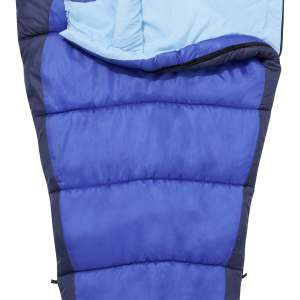 Coleman Sleeping Bag Mummy Fision 100 Warm Cold