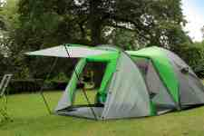 Coleman Family Tent Cortes 5 Plus Camping