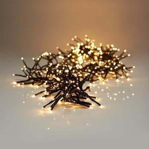 Christmas Bulbs Lights LED Warm White Nedis
