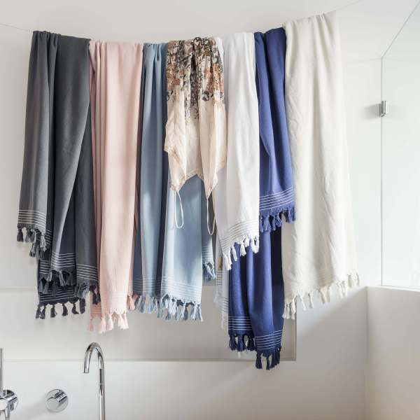Hamam Hammam Bath Towel Soft Cotton Walra
