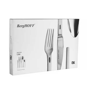 Tableware Spoon Fork Knive BergHOFF Design Simple Flatware