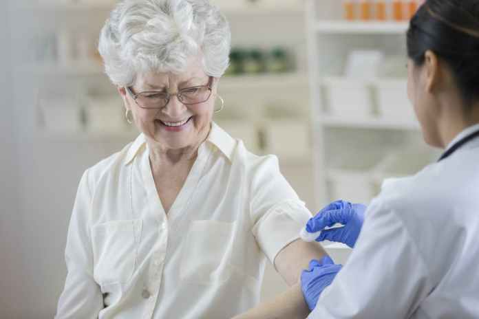 Soon a vaccine against the flu through the skin?