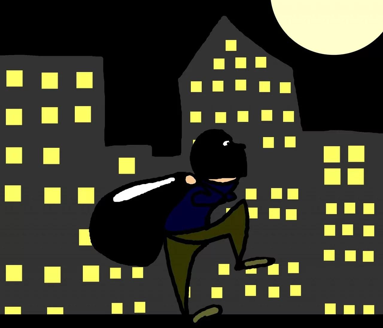 グローの盗難の犯人