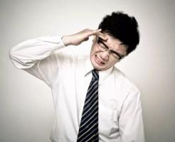 アイコスで頭痛がある人