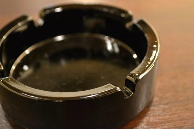 アイコスの灰皿
