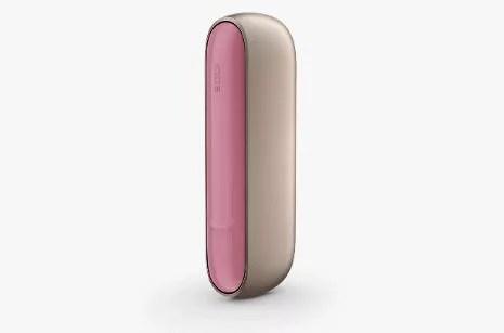 アイコス3ドアカバー色の組み合わせピンク