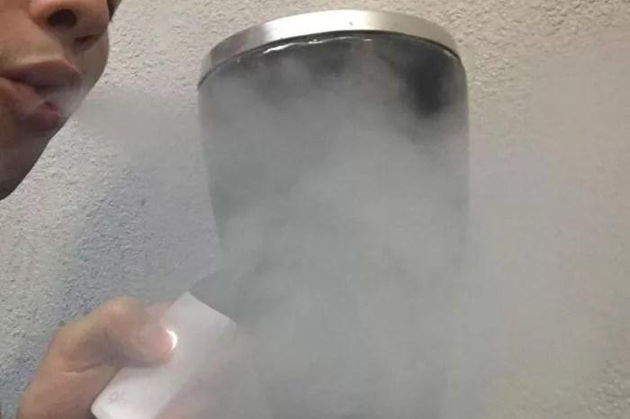 グローセンスの煙の量