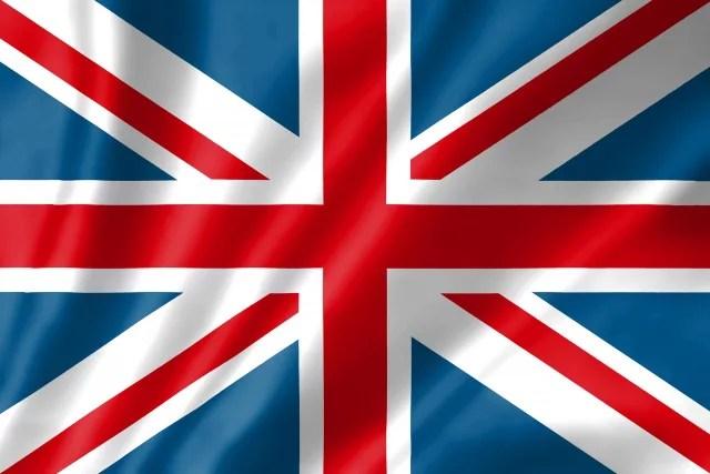 グローハイパーの限定カラーロンドン国旗