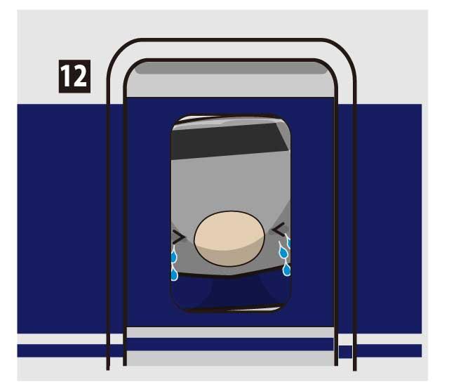 大人気!鉄道カワイイキャラ第17弾(新幹線100系)