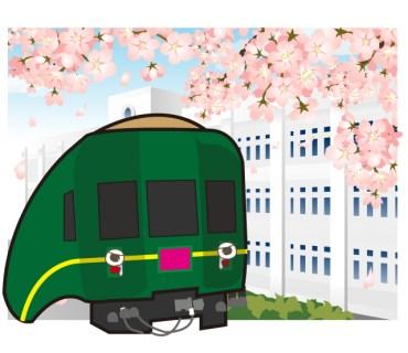 大人気!鉄道カワイイキャラ第30弾(24系寝台列車トワイライトエクスプレス)