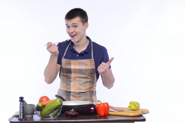 男子が、家事や料理をすると、やってる感出すし、、めんどくさい。。。