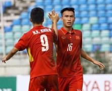 Xem lại: U18 Việt Nam vs U18 Philippines