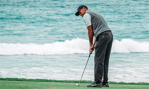 Woods lần đầu dự giải đấu ở Nhật Bản sau 13 năm. Ảnh: PGA Tour.