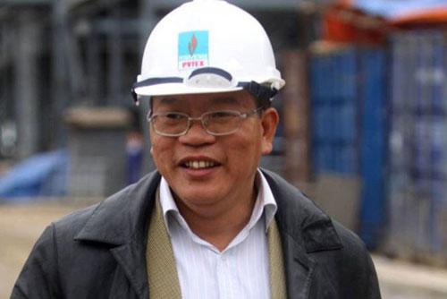 Cựu chủ tịch Trần Trung Chí Hiếu khi còn đương chức tại PVTex. Ảnh: M.K.