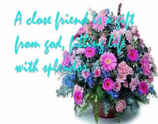 A Gift To Close Friend Free For Best Friends Ecards