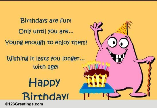 Forever Young Free Happy Birthday ECards Greeting Cards 123 Greetings