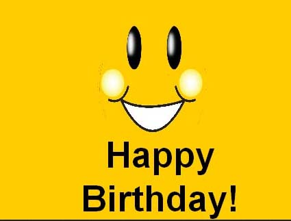 Smiley Birthday Wishes Free Happy Birthday ECards Greeting Cards 123 Greetings