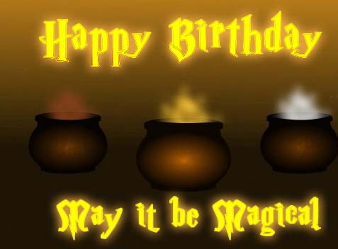 Magical Birthday Free Happy Birthday ECards Greeting Cards 123 Greetings