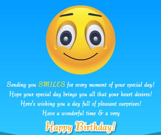 Have A Wonderful Time Free Happy Birthday ECards Greeting Cards 123 Greetings
