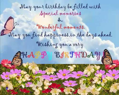 Let Us Celebrate Your Special Day Free Happy Birthday ECards 123 Greetings