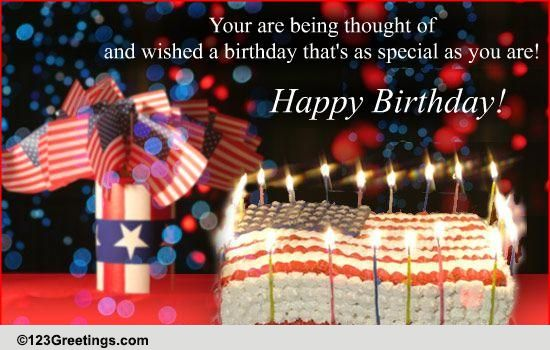 Special Birthday Wishes Free Birthday Wishes ECards Greeting Cards 123 Greetings