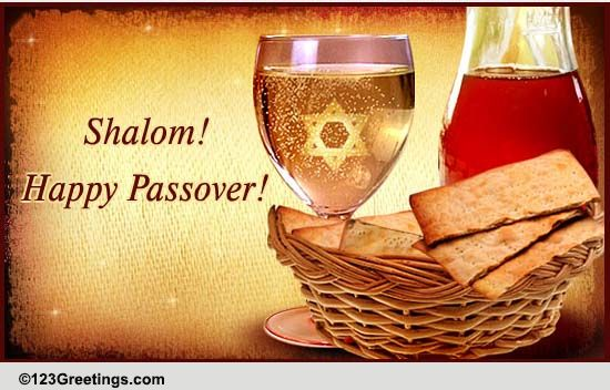 Happy Passover Cards Free Happy Passover ECards Greeting