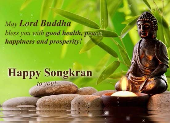 Happy Songkran Wishes To You Free Songkran Thailand ECards 123 Greetings