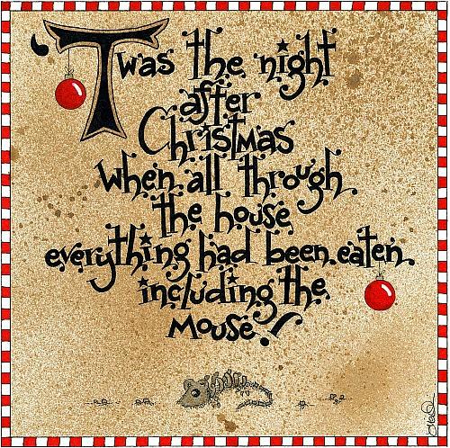 The Night After Christmas Free Humor Amp Pranks ECards 123 Greetings