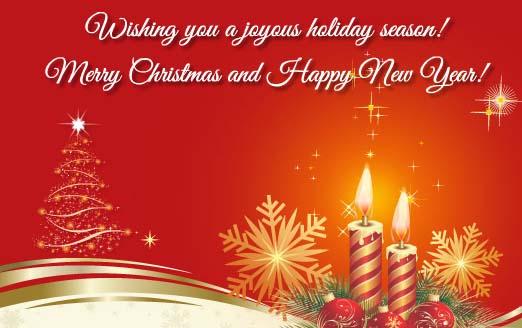 Wishing You A Joyous Holiday Season Free Business
