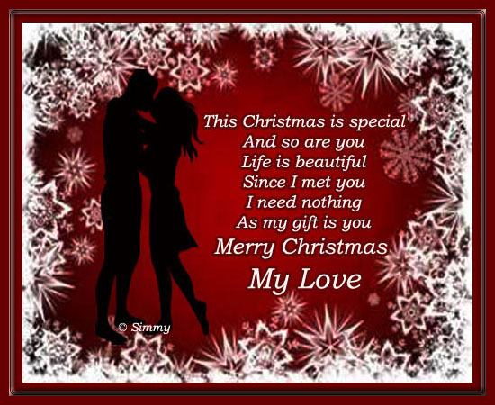 This Christmas Is Special Free Love ECards Greeting