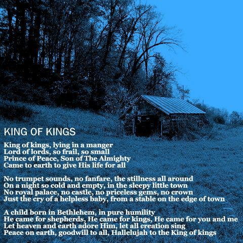 King Of Kings A Christmas Card Free Merry Christmas