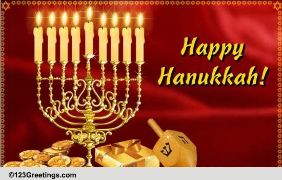 Send Happy Hanukkah Wishes Free Happy Hanukkah ECards Greeting Cards 123 Greetings