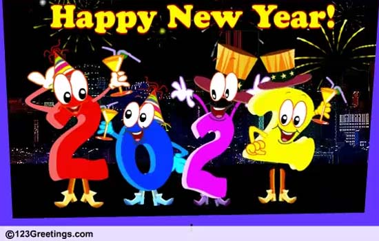 New Year Cheer Up Wish Free Happy New Year ECards Greeting Cards 123 Greetings