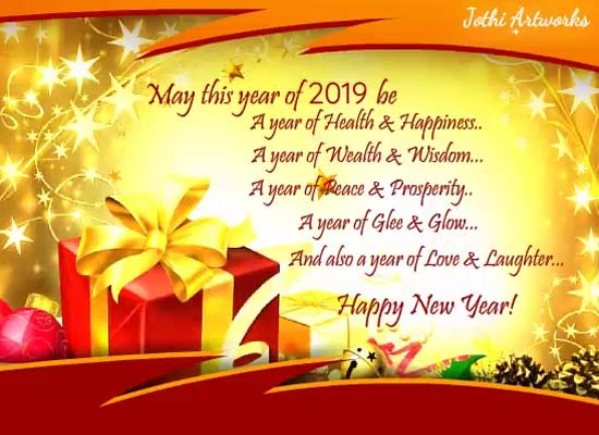 New Year Cards  Free New Year Wishes  Greeting Cards   123 Greetings