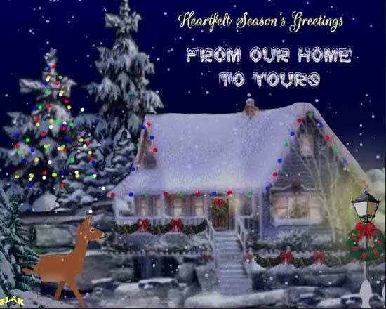 Seasons Greetings From Our Home To Yours Cards Free Seasons Greetings From Our Home To Yours