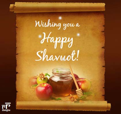 Warm Shavuot Wishes Free Shavuot ECards Greeting Cards