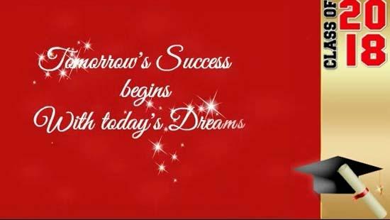 Dream Big 2017 Graduate Free Congratulations ECards Greeting Cards 123 Greetings