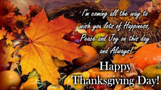 Facebook Happy Friends Family And Thanksgiving