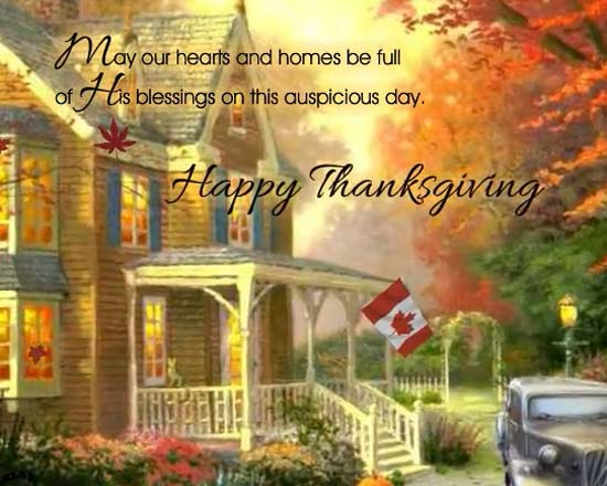 Let Us Be Thankful Free Happy Thanksgiving ECards Greeting Cards 123 Greetings