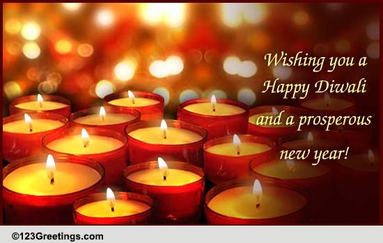 Diwali Wishes For Family Free Family ECards Greeting Cards 123 Greetings