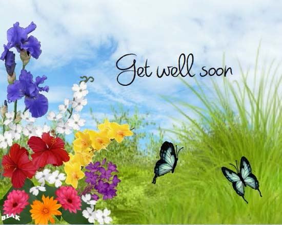 Everyday Get Well Soon Cards Free Everyday Get Well Soon