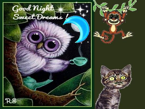 Wish You A Restful And Peaceful Night Free Good Night