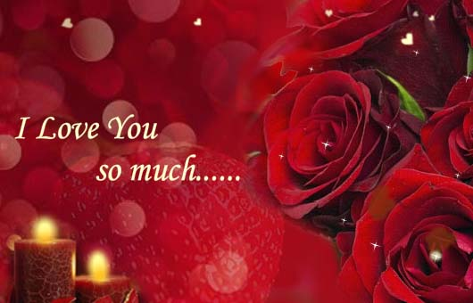 I Love You So Much Free Roses ECards Greeting Cards 123 Greetings