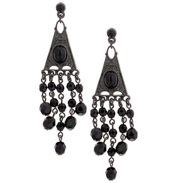 2028 Bonne Nuit Decadent Chandelier Earrings