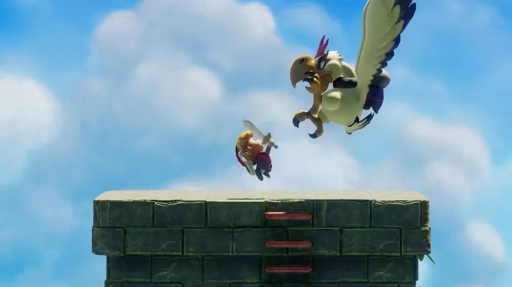 Eagle Tower - Link's Awakening
