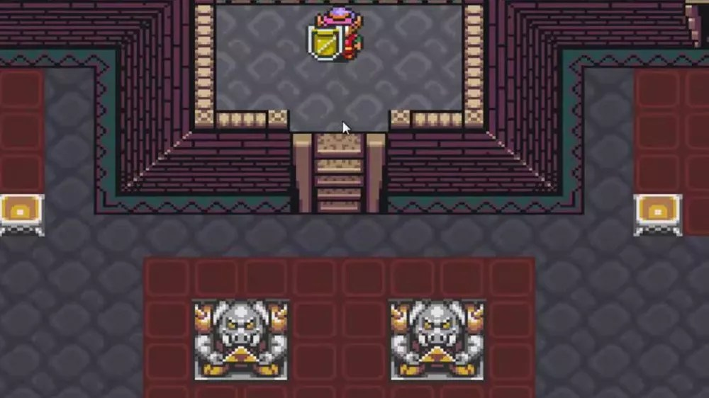 Ganon's Tower - A Link to the Past