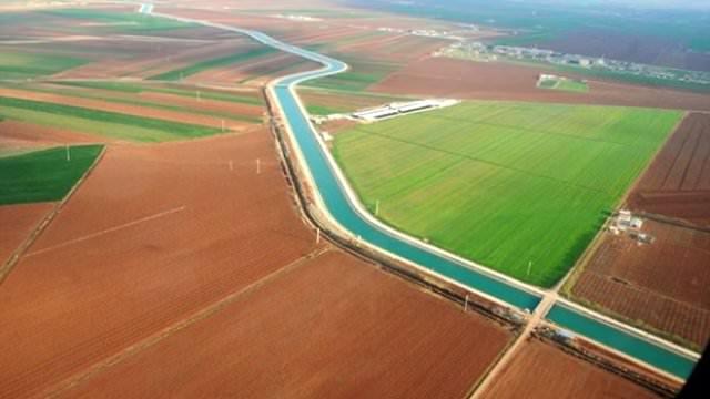 Mardin'e Türkiye'nin en büyük nehri geliyor